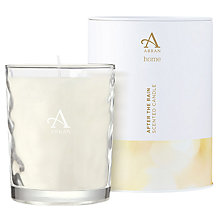 Buy Arran Sense Of Scotland After The Rain Scented Candle, Large Online at johnlewis.com