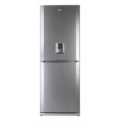 Beko CFDL7914S Fridge Freezer, A+ Energy Rating, 70cm Wide, Silver