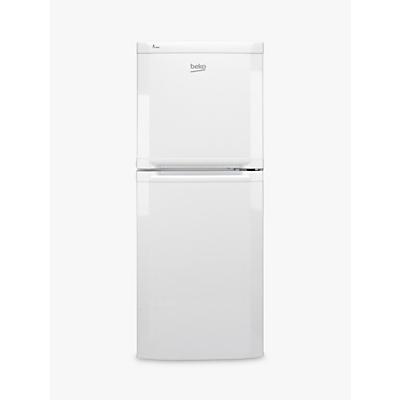 Image of Beko CT5381APW Fridge Freezer, A+ Energy Rating, 54cm Wide, White