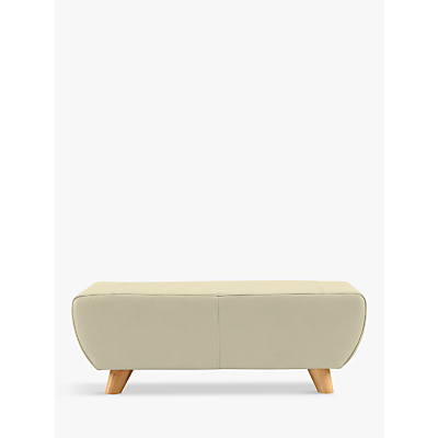 G Plan Vintage The Sixty Seven Leather Footstool
