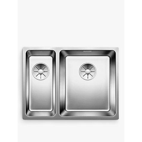 buy blanco andano 340 180 u 1 5 undermounted kitchen sink. Black Bedroom Furniture Sets. Home Design Ideas