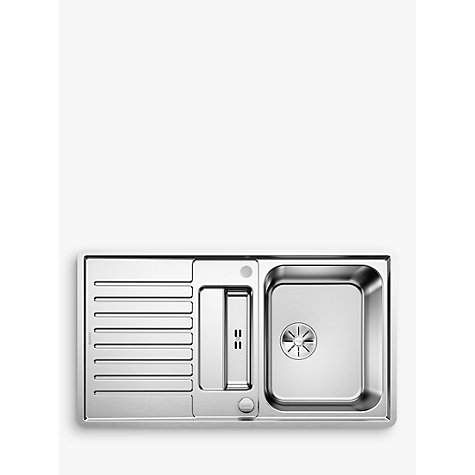 Buy Blanco Classic Pro 5S-IF 1.5 Bowl Inset Kitchen Sink ...
