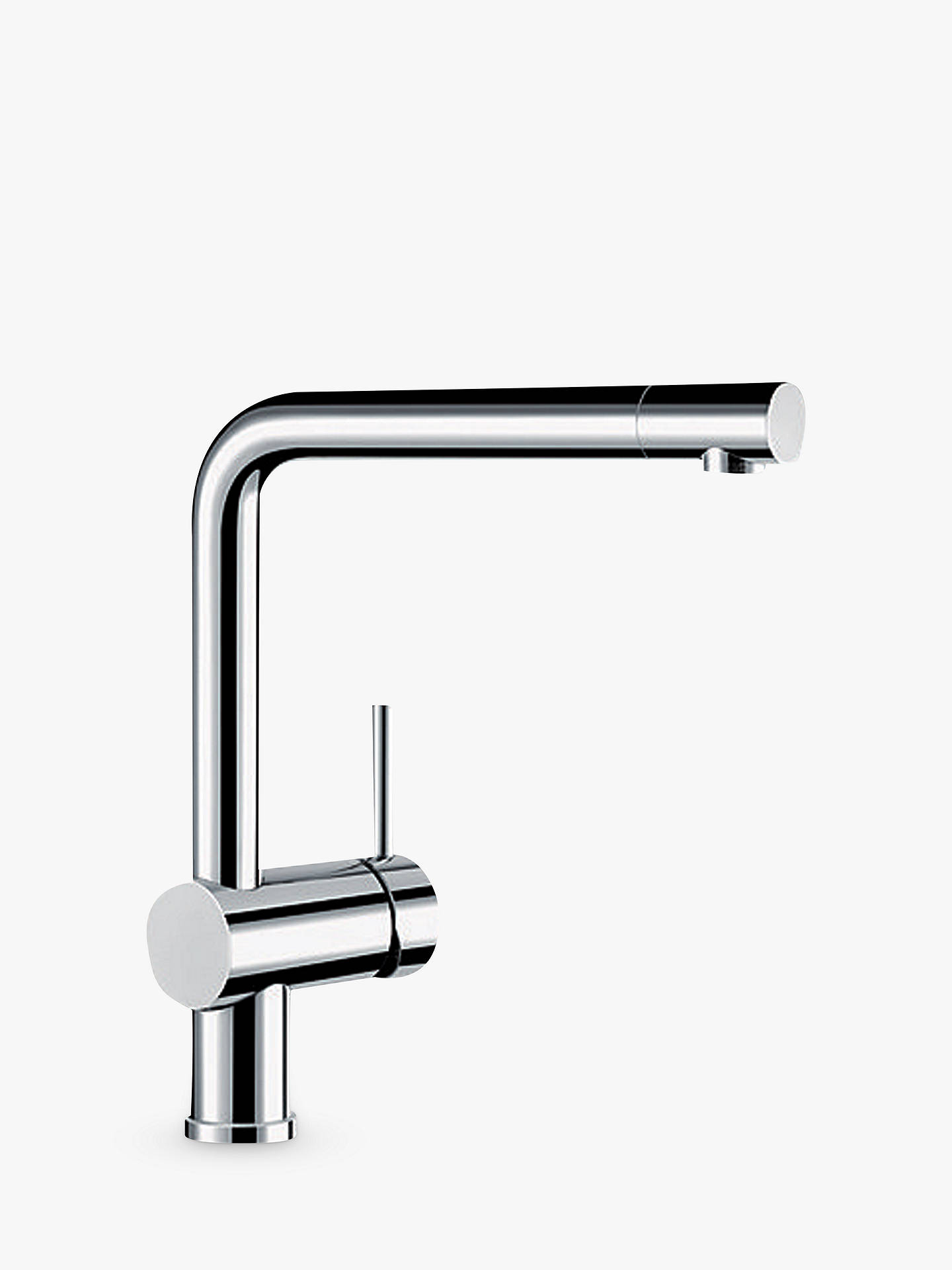 Blanco Linus Bm2150 Single Lever Mixer Kitchen Tap Chrome At John
