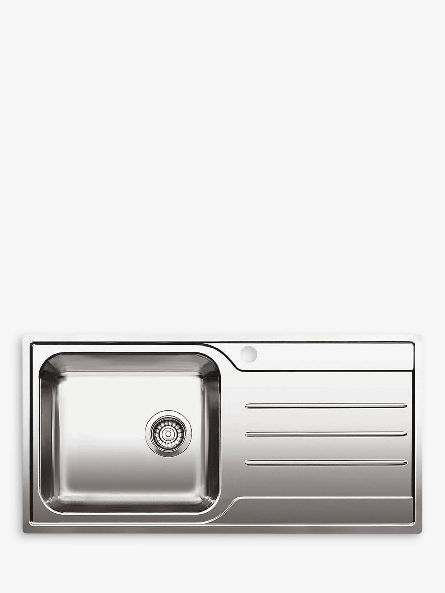 Blanco Median XL 6 S-IF Single Bowl Inset Kitchen Sink
