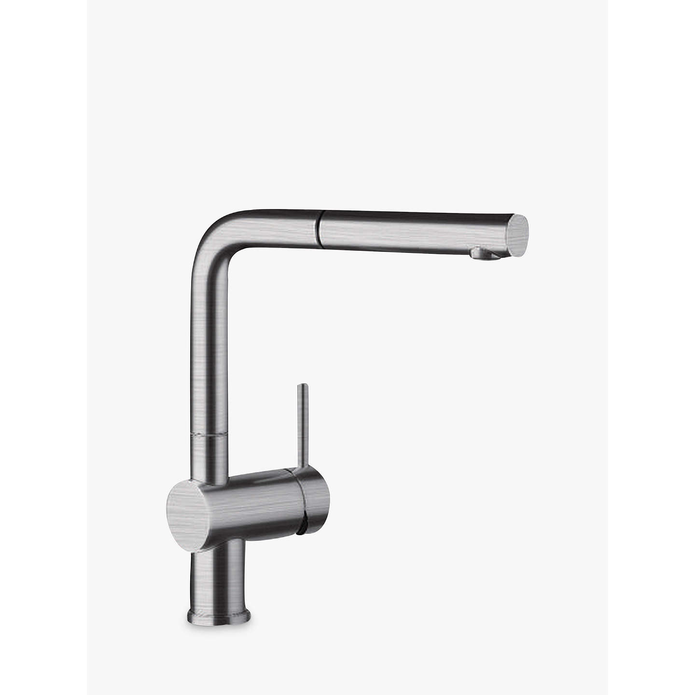 Blanco Linus S blanco linus s 3650 single lever mixer kitchen tap at lewis