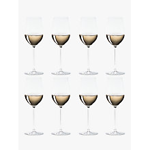 Buy Riedel Veritas Riesling / Zinfandel Wine Glasses, Box of 8 Online at johnlewis.com