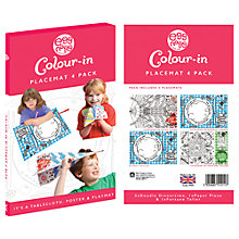 Buy Eggnogg Colour In Placemats Online at johnlewis.com