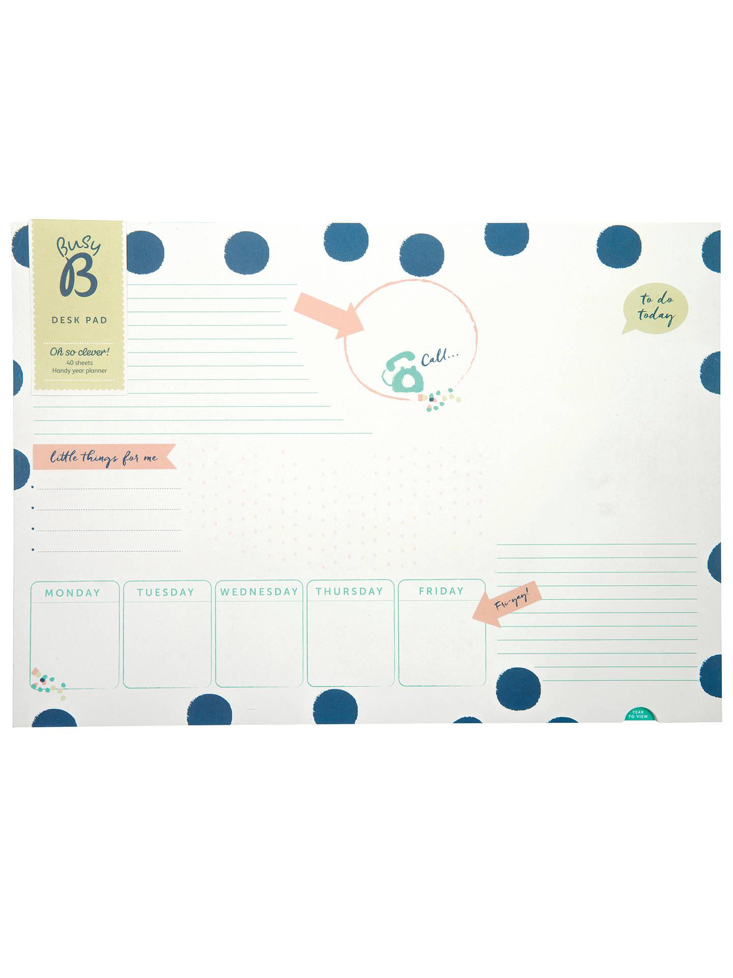 Busy B A3 Desk Pad
