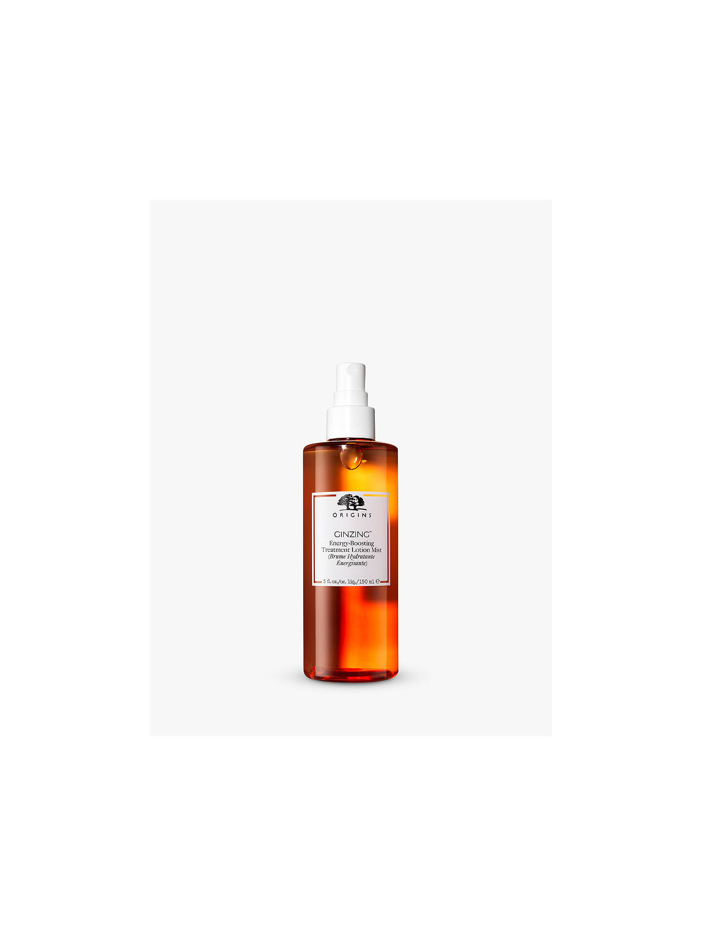 BuyOrigins GinZing™ Treatment Lotion Mist, 150ml Online at johnlewis.com