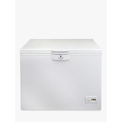 Beko CF1100APW Chest Freezer, A+ Energy Rating, 110cm Wide, White