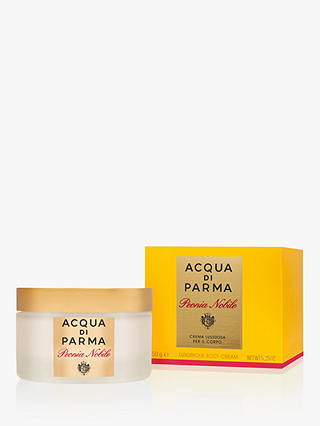 Buy Acqua di Parma Peonia Nobile Body Cream, 150g Online at johnlewis.com