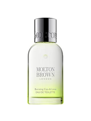 Molton Brown Bursting Caju & Lime Eau de Toilette, 50ml