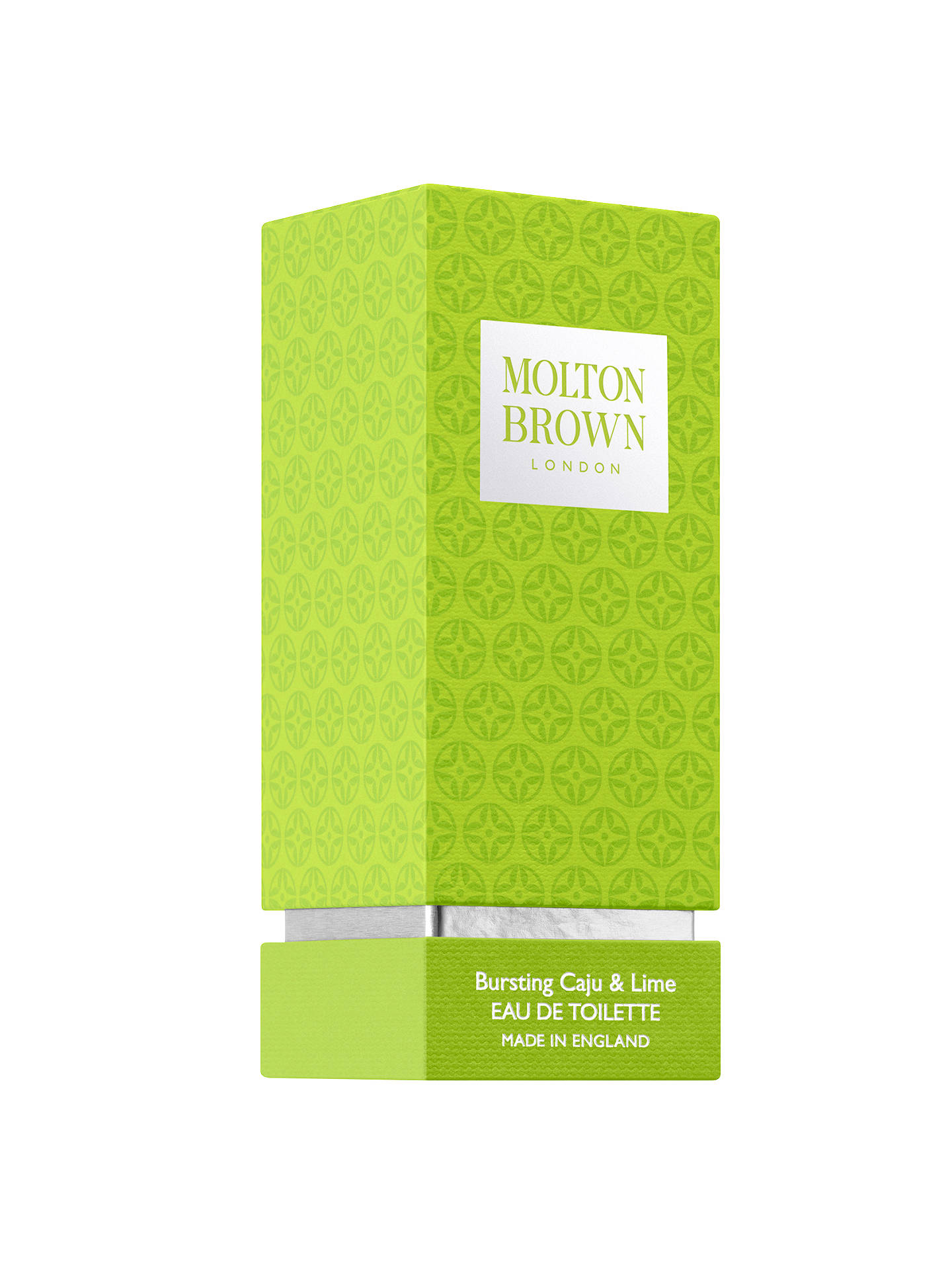 Buy Molton Brown Bursting Caju & Lime Eau de Toilette, 50ml Online at johnlewis.com