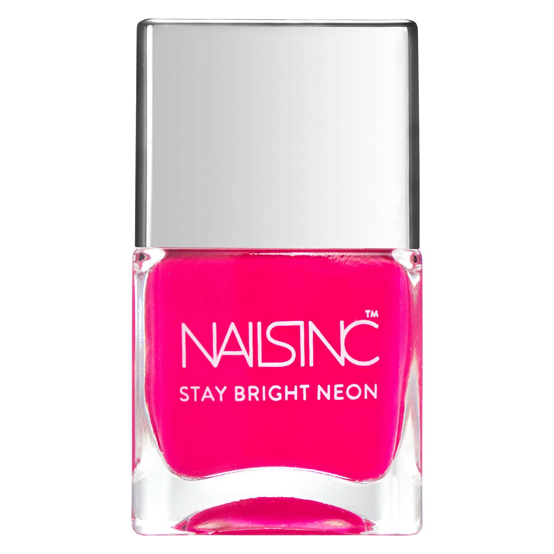 Nails Inc Stay Bright Neon Nail Polish at John Lewis