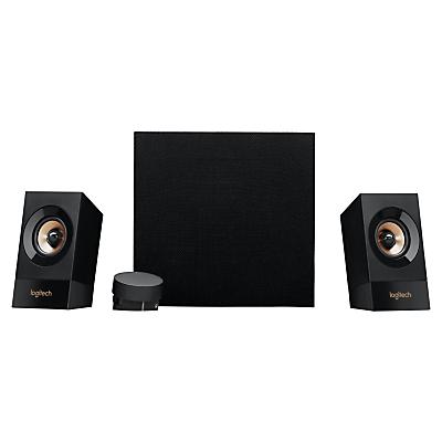 Image of Logitech Z533 Multimedia Speaker System, Black