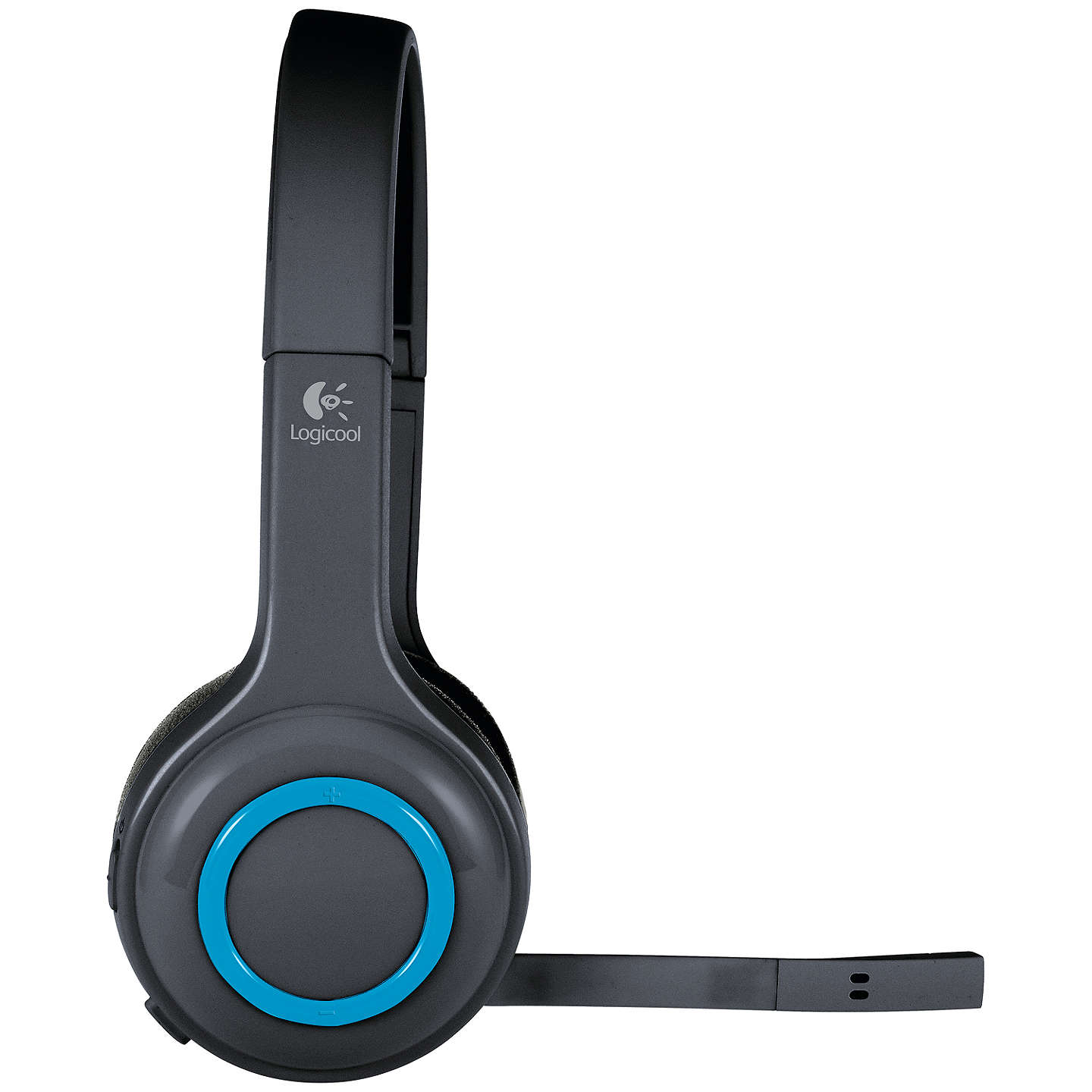logitech wireless headset h600 how to connect