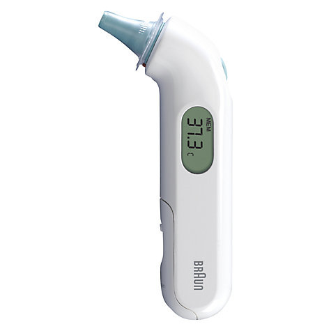 Buy Braun Thermoscan 3 IRT 3030 Compact Baby Thermometer ...