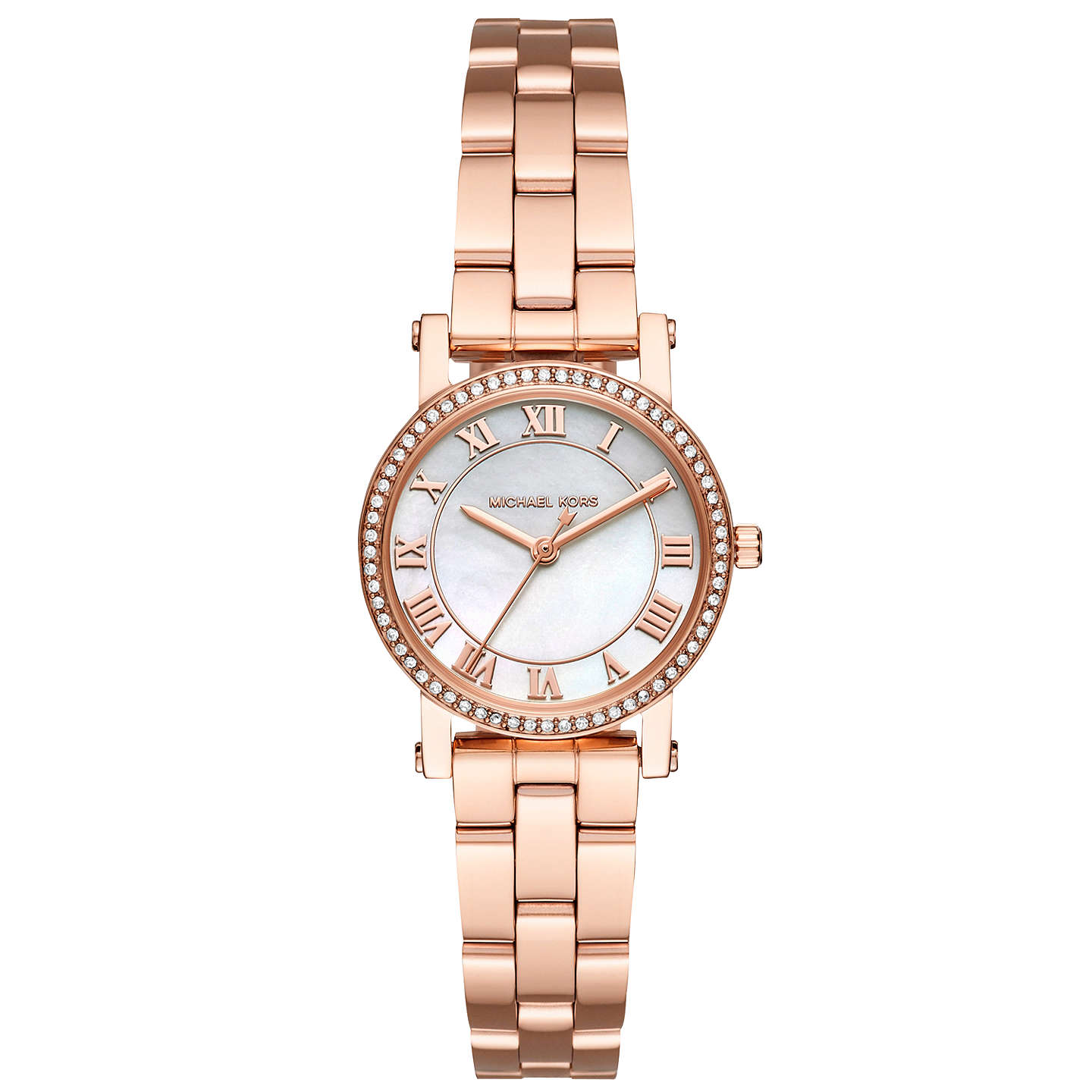 gold strap armani rose main watch s at rsp women bracelet exchange crystal buyarmani online watches chronograph pdp johnlewis