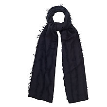 Buy Phase Eight Rosie Fringe Scarf Online at johnlewis.com