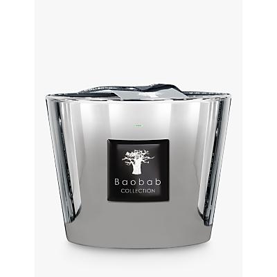 Product photo of Baobab platinum candle 1 5kg