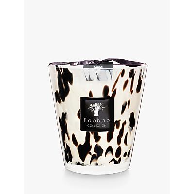 Baobab Black Pearls Candle, 2.5kg