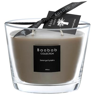 Baobab Serengeti Plains Candle Jar, 1.5kg