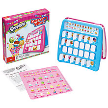 Buy Shopkins Guess Who? Game Online at johnlewis.com