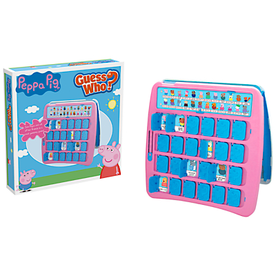 Image of Guess Who - Peppa Pig Edition