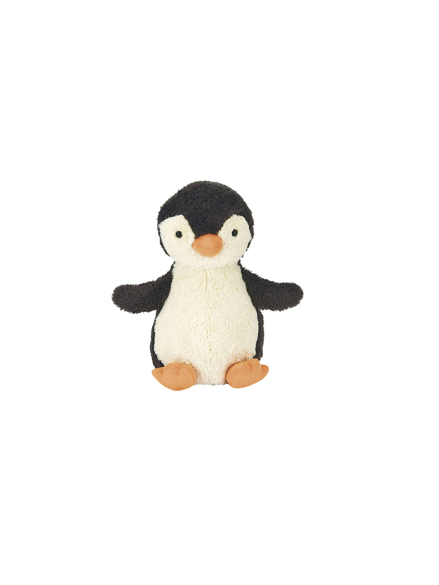 Jellycat Peanut Penguin Soft Toy Large At John Lewis Partners