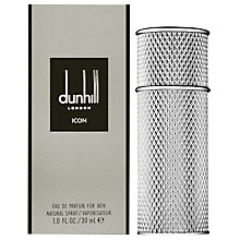 Buy Dunhill London ICON Eau de Parfum, 30ml Online at johnlewis.com
