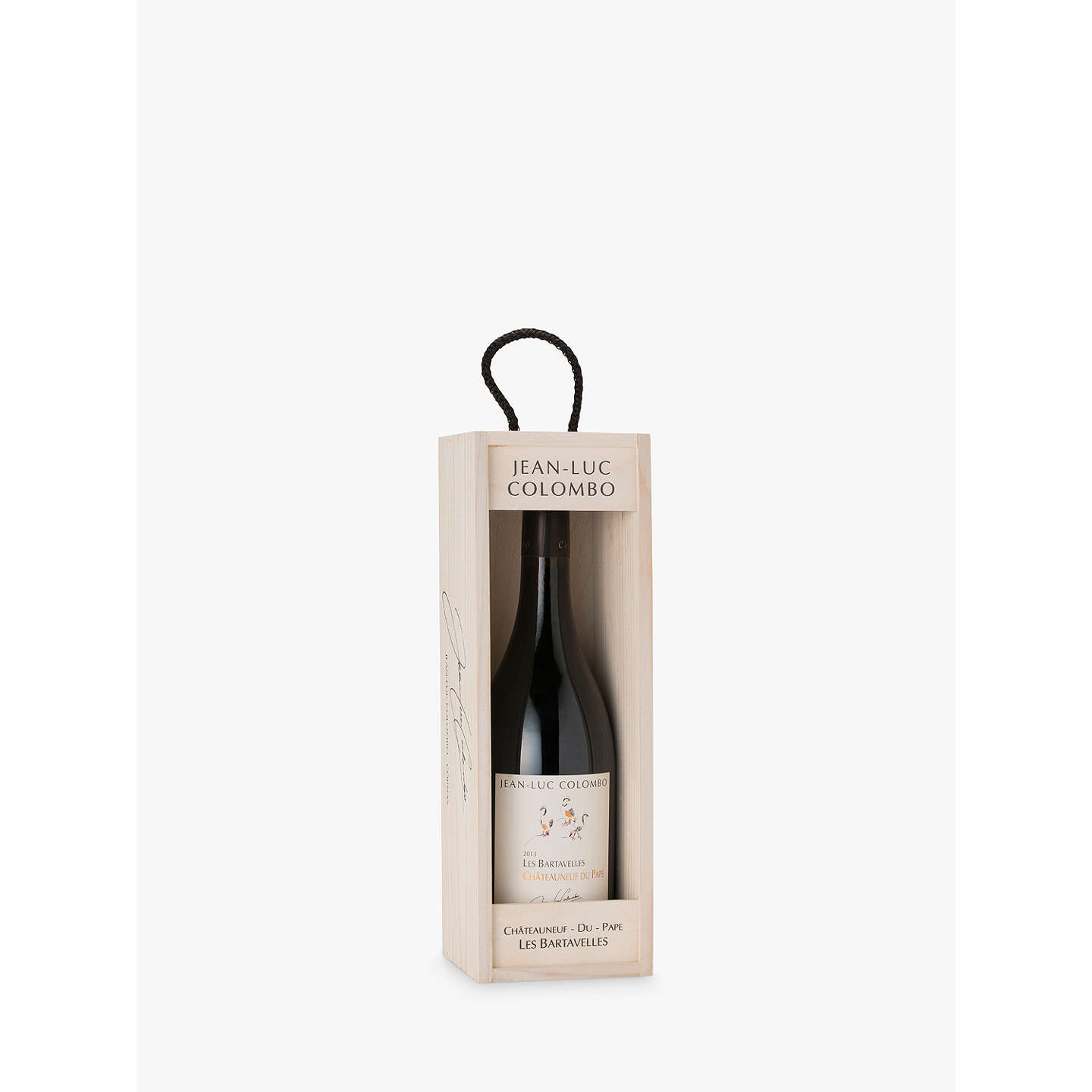 BuyJean-Luc Colombo Chateunauf De Pape, 75cl Online at johnlewis.com