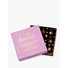 Buy Holdsworth Dark Chocolate Rose & Violet Creams, 115g Online at johnlewis.com