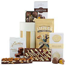 Buy John Lewis Sweet Treats Hat Box Hamper Online at johnlewis.com