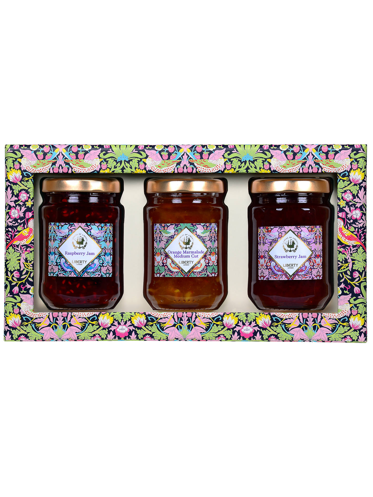 BuyLiberty Preserve Selection, Box of 3, 336g Online at johnlewis.com