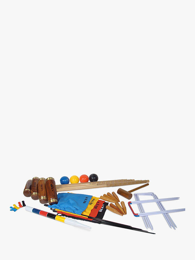 Buy Bex Croquet Britannic Game Online at johnlewis.com