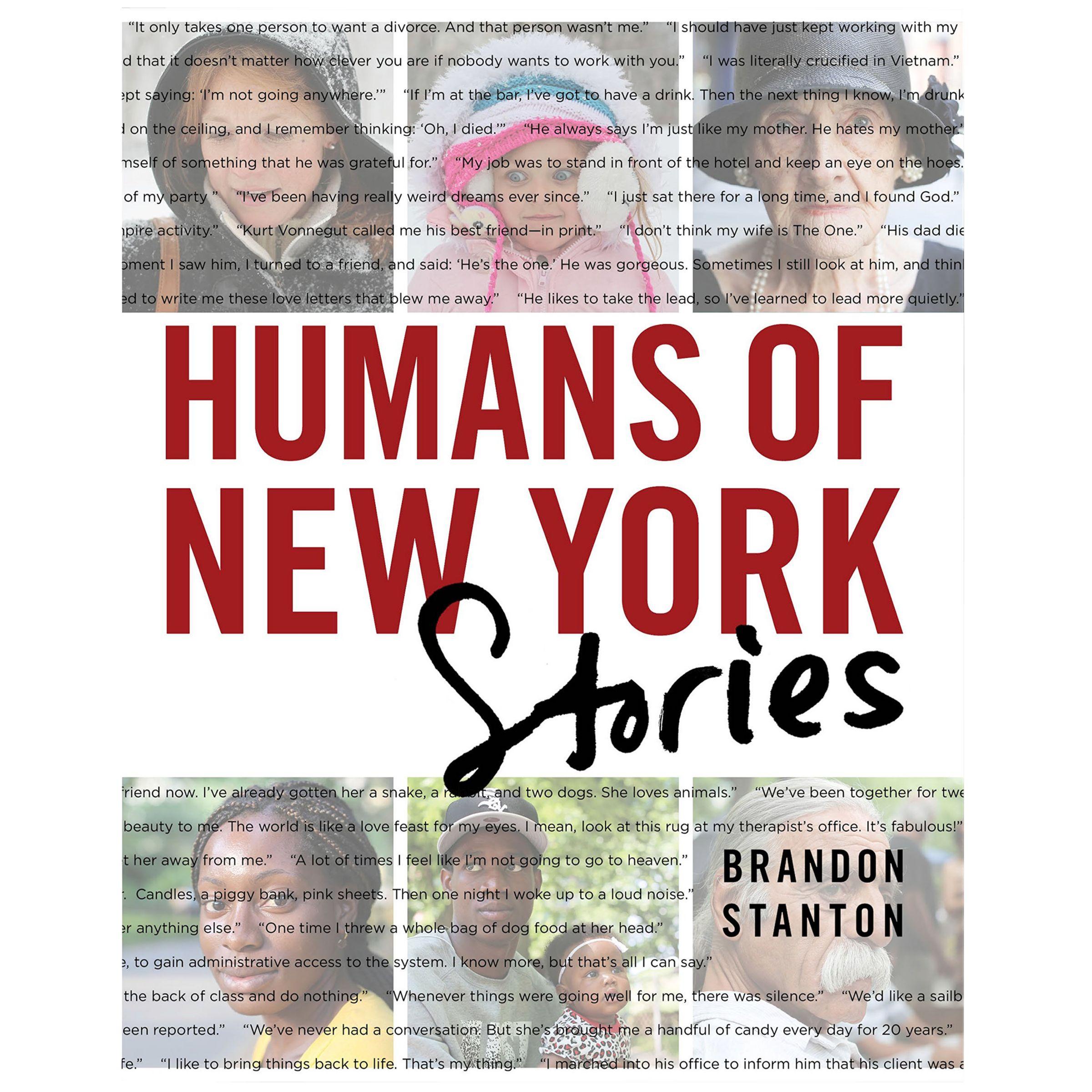 Brandon Stanton Humans Of New York Stories at John Lewis