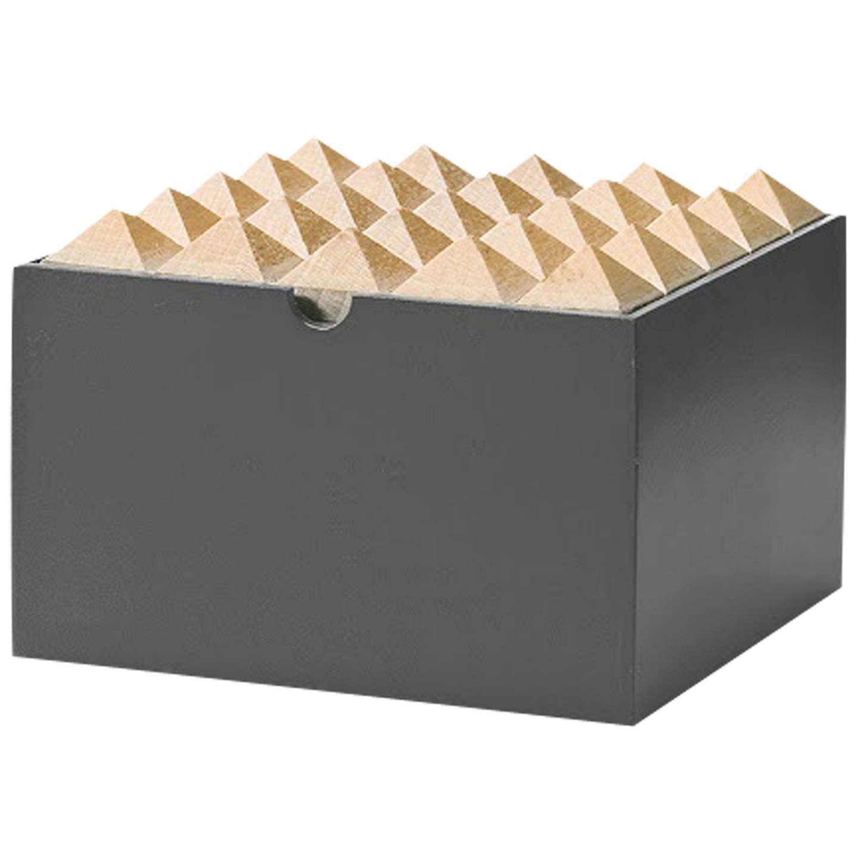 Buykorridor Meidum Pyramid Storage Box, Grey Online At Johnlewiscom