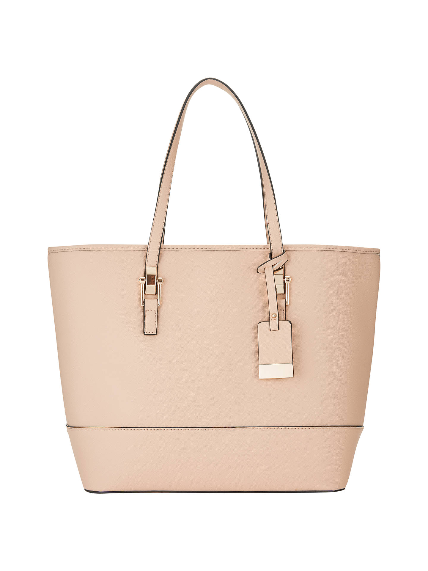 Miss Selfridge Scratchy Tote Bag Online At Johnlewis