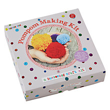 Buy Buttonbag Pom Pom Making Craft Kit Online at johnlewis.com