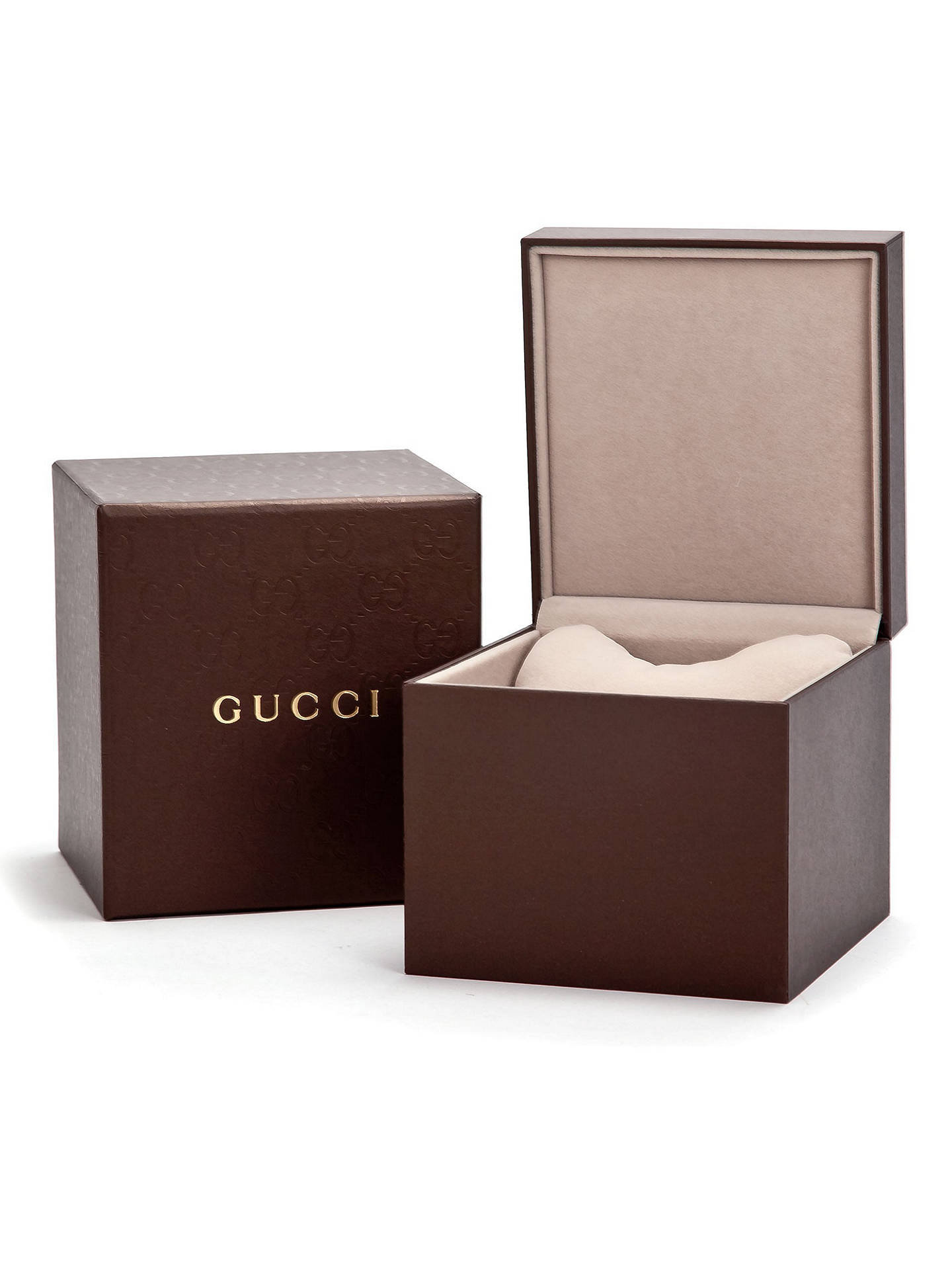 41613e321b2 ... Buy Gucci YA142304 Men s GG2570 Date Fabric Strap Watch