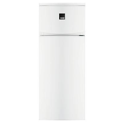 Zanussi ZRT23103WA Freestanding Fridge Freezer, A+ Energy Rating, 55cm Wide, White Review thumbnail