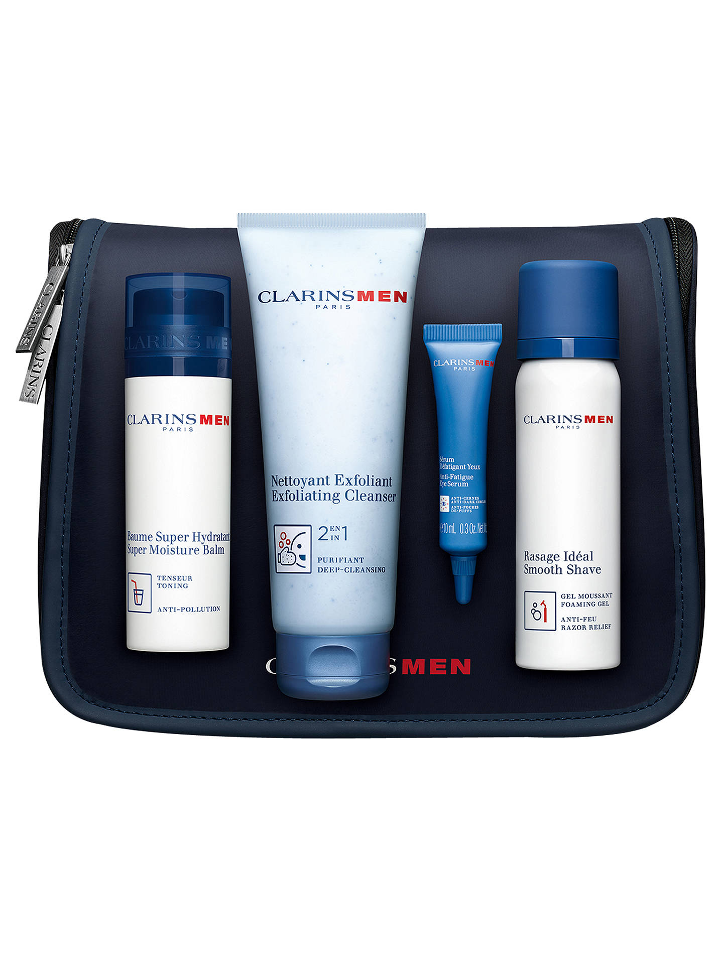 Buy ClarinsMen Collection Skincare Gift Set Online at johnlewis.com  sc 1 st  John Lewis & ClarinsMen Collection Skincare Gift Set at John Lewis u0026 Partners