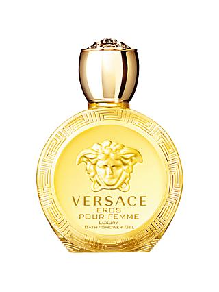 Versace Eros Pour Femme Bath & Shower Gel, 200ml