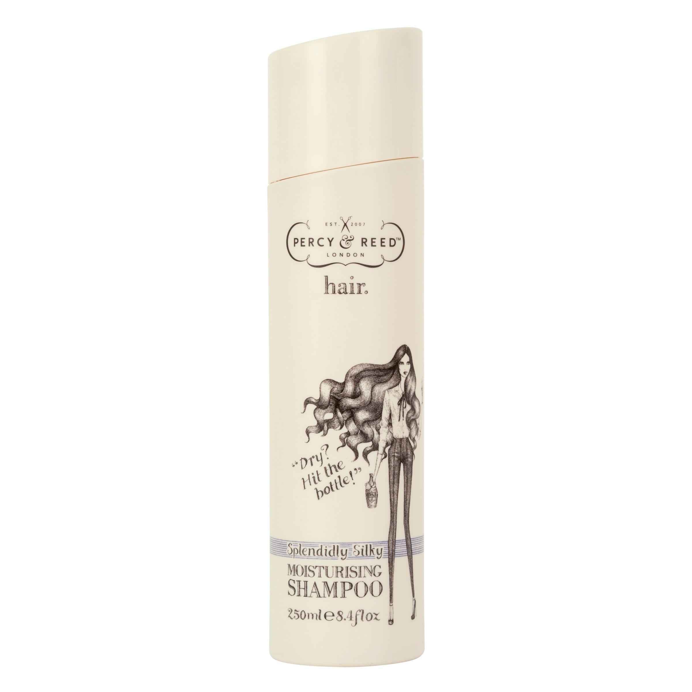 Percy & Reed Percy & Reed Splendidly Silky Moisturising Shampoo, 250ml