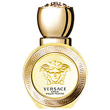 Buy Versace Eros Pour Femme Eau de Toilette, 30ml Online at johnlewis.com