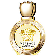 Buy Versace Eros Pour Femme Eau de Toilette, 50ml Online at johnlewis.com