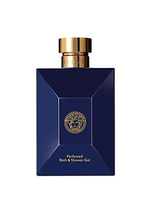 Versace Pour Homme Dylan Blue Performed Bath & Shower Gel, 250ml