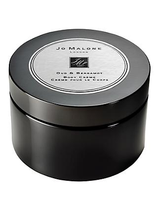 Jo Malone London Oud & Bergamot Intense Body Crème, 175ml