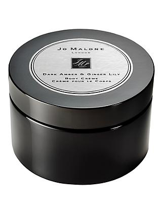 Jo Malone London Dark Amber & Ginger Lily Intense Body Crème, 175ml