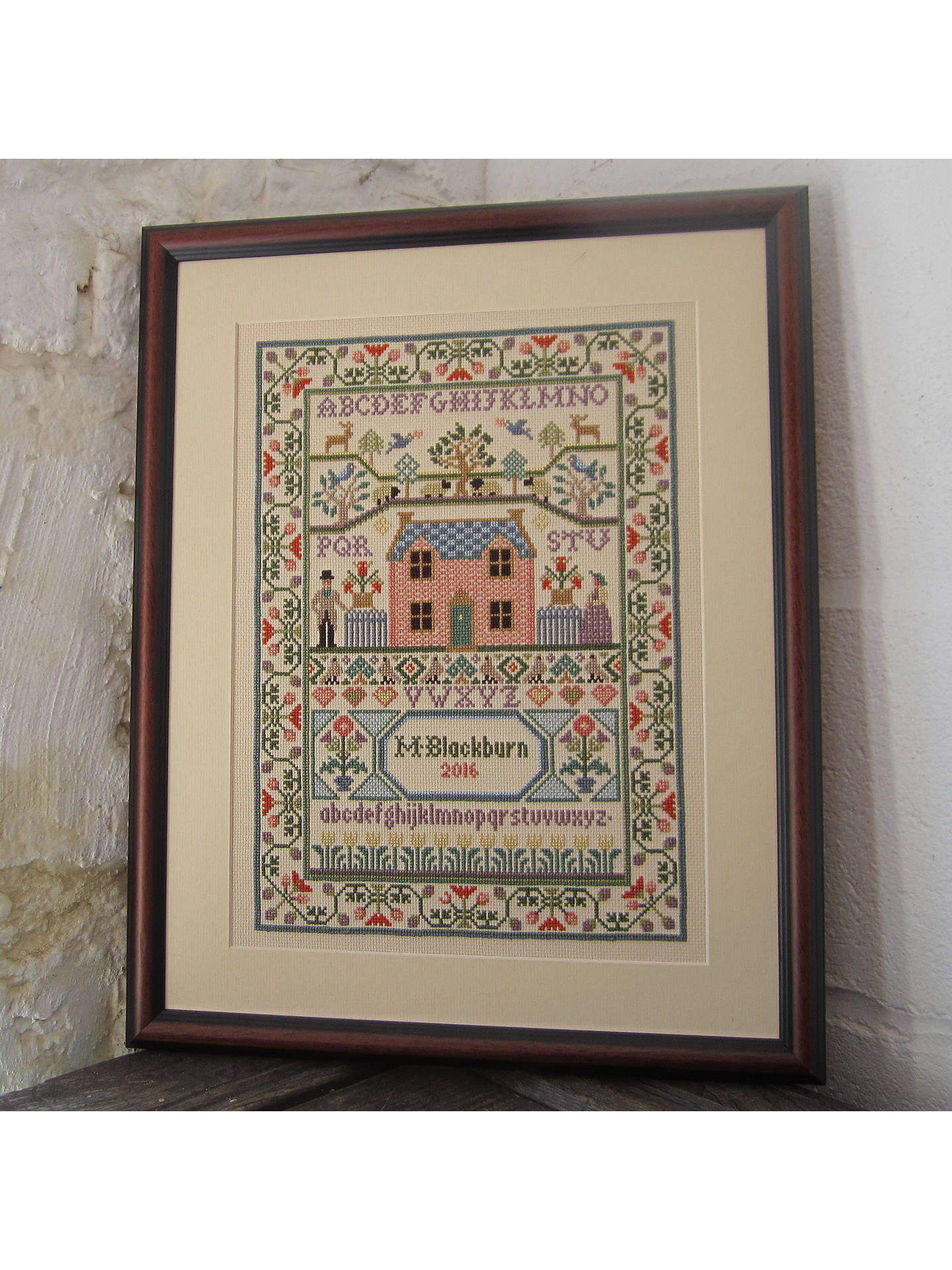 BuyBothy Threads Cottage Counted Cross Stitch Kit Online at johnlewis.com